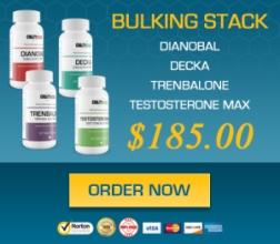 Bulking Stack Testosterone