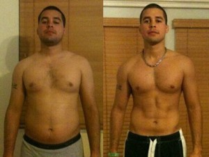 how to lose weigh and build muscle